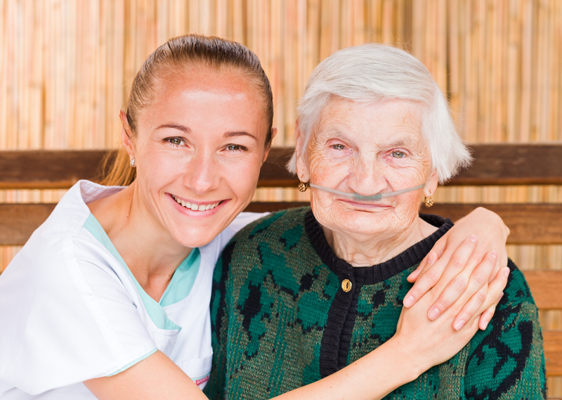 5 ways to get extra care for a loved one with COPD